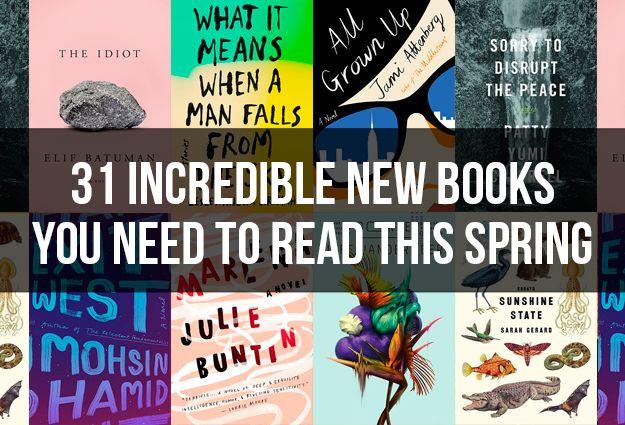 It's a whole new season of fresh reads!