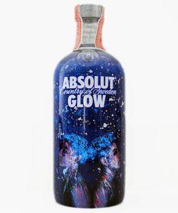 Absolut Vodka Glow