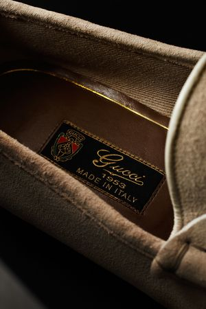Gucci Mens Loafer  Photography by  Tom Hartford