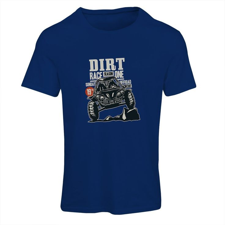 Buggy Racing PistonHeads T-Shirt