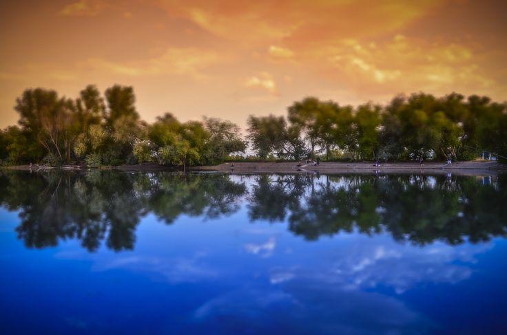 Evening-Sky buon pomeriggio natura incontaminata stupendo paradise