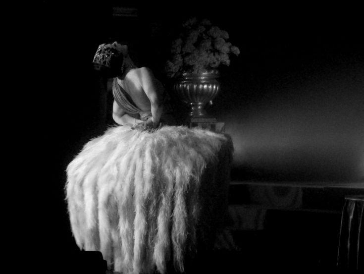 Burlesque -C. Karraro #woman #ballerina #dancer