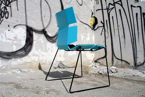 Bio Plus Chair – 100% Bio-composite by Michael Strom & Lasse Svensson | Yanko Design