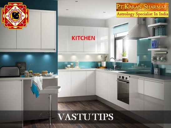 Vastu Tips For Kitchen Should Always Be In The South