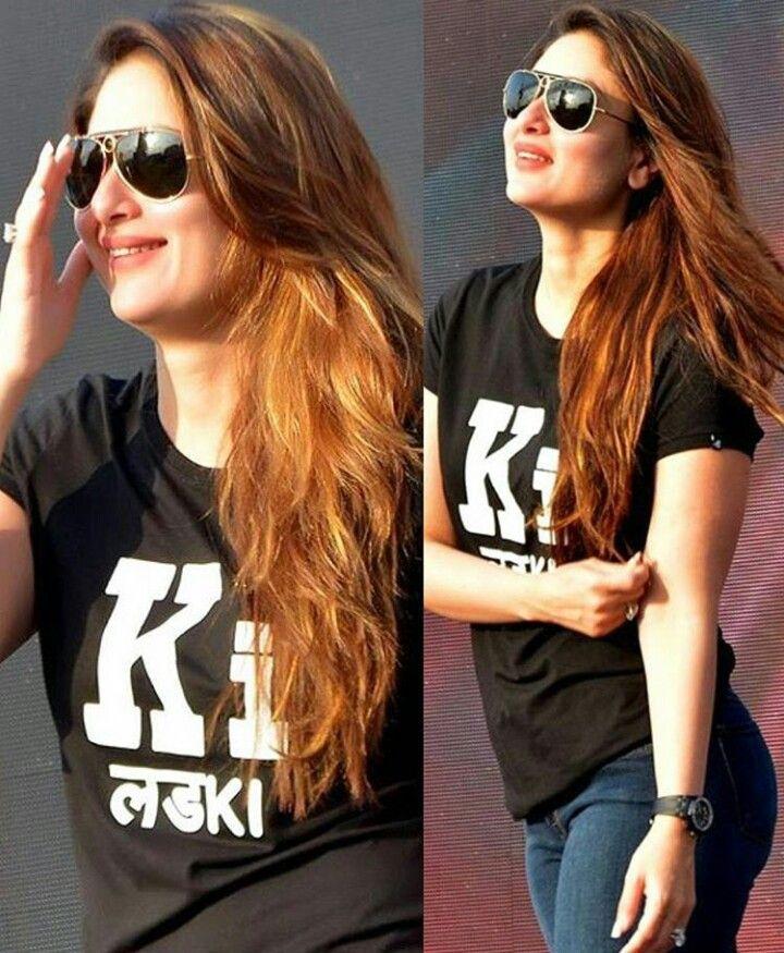 Kareena kapoor khan at ki and ka pramotion