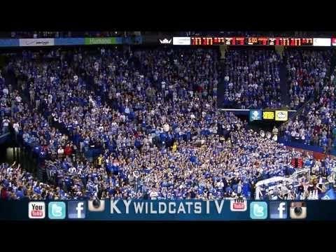 Kentucky Wildcats TV: Kentucky 73 Louisville 66 - 2013 YouTube