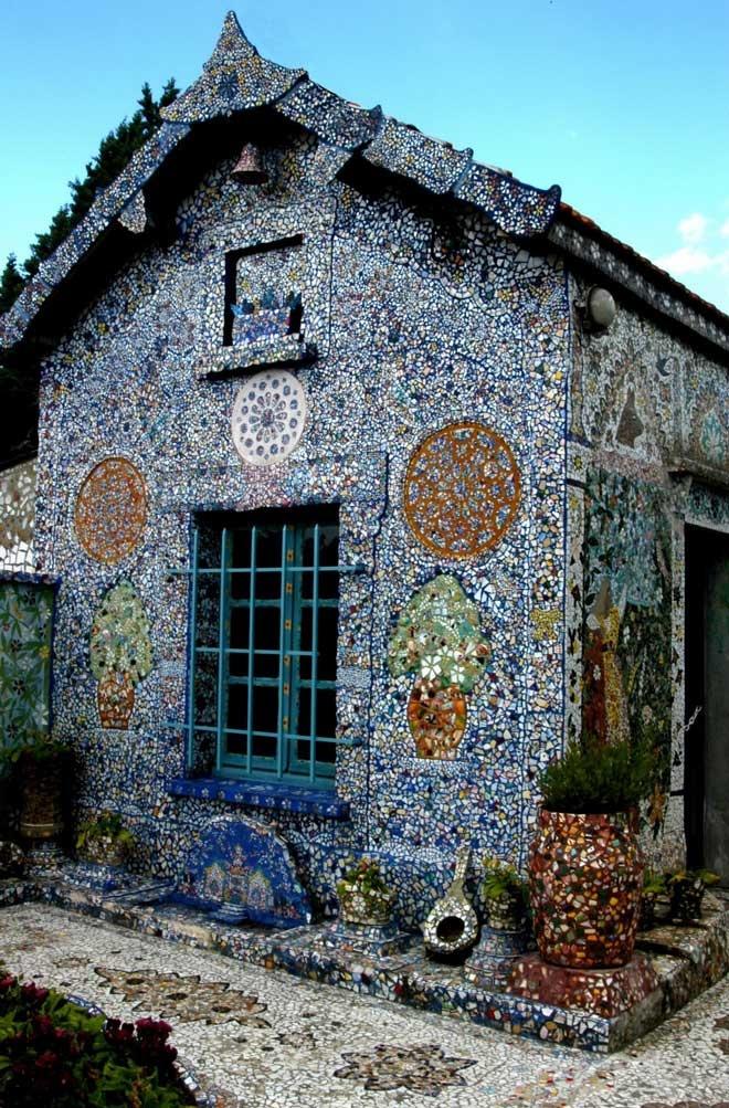 Chartres la maison picassiette by raymond isidore 8 settembre 1900 7 settembre 1964