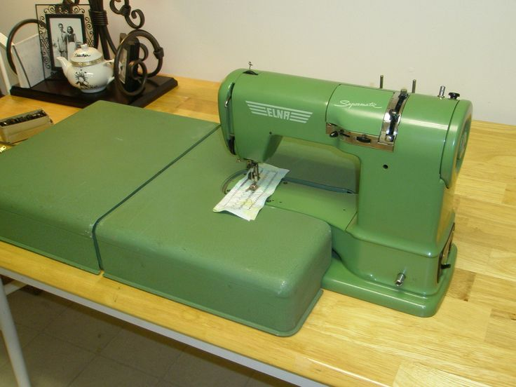 Elna Sewing Machine Gallery - OldSewinGear