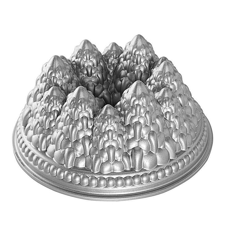 Pine Forest or Christmas Holiday Bundt Pan by Nordic Ware  #NordicWare