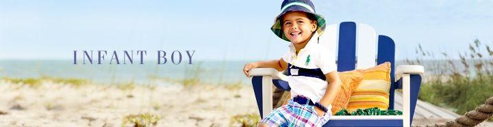 Säuglingsjungenbekleidung: Shirts, Shorts & Babybadebekleidung von Ralph Lauren …   – Children's Bikini