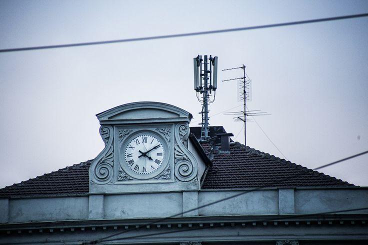Orologio Porta Susa #Torino
