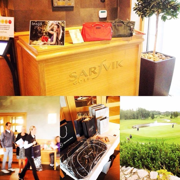 Such a great golf tournament! Thank you Hotel Kämp Mercedes-Benz Suomi SATO Golf Balance Oy so much for inviting us as a partner! We will be an exclusive partner for the Kämp Women Tournament on 23.8.2015 too. Meet you at Sarfvik Golf again ;)