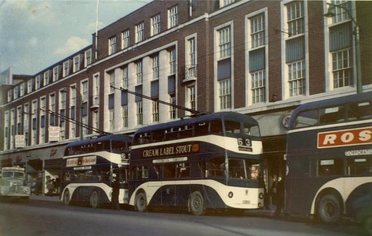King Edward Street 1963.