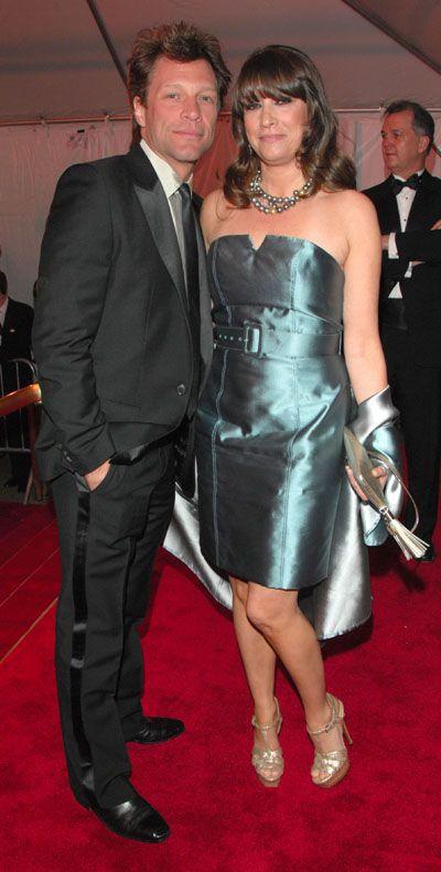 Rocker Jon Bon Jovi And Wife Dorothea Hurley Call The Hamptons Their