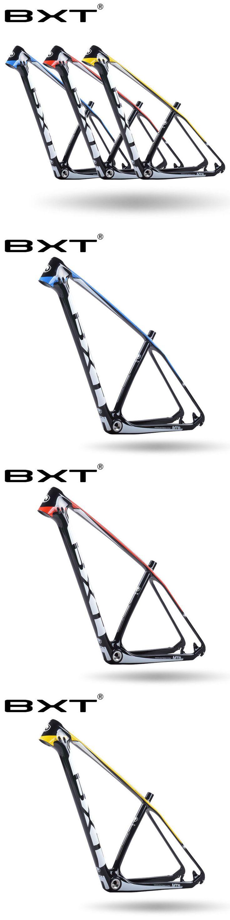 Bicycle Frames 22679: Mtb Frame T800 Full Carbon Fiber Mountain Bicycle 29Er Frames Mtb Bike Frameset -> BUY IT NOW ONLY: $299 on eBay!