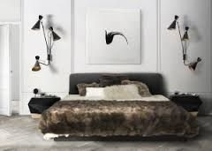 The most beautiful room, need the most beautiful lamps. Check this fabulous bedroom. We have plenty ideas for you! Check the most beautiful lamps for your home décor! If you love design visit us! | www.delightfull.eu #delightfull #bedroomlamps #bedroomideas #bedroomlighting #homelighting #interiordesign #designlovers #bedroomdesign #uniquelamps