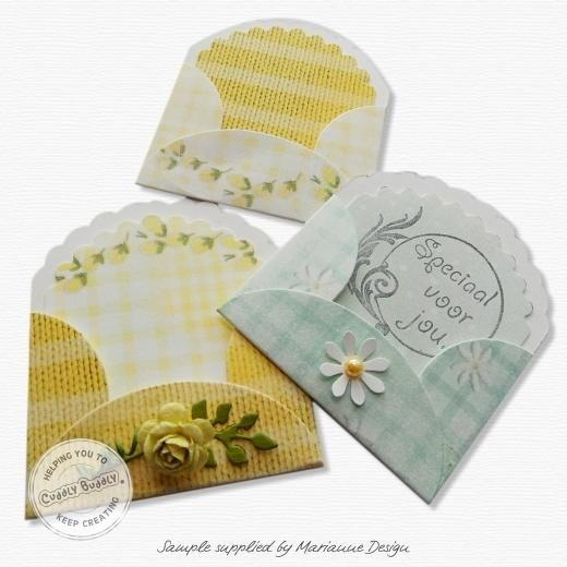 Marianne Design Craftables Dies - Envelope CR1211