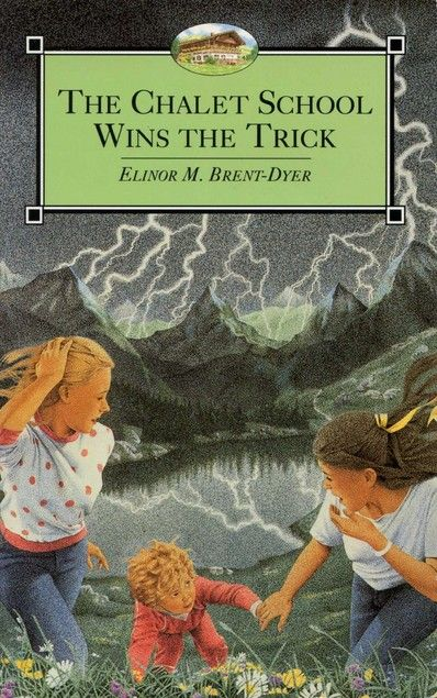 50. The Chalet School Wins The Trick by Elinor M. Brent Dyer