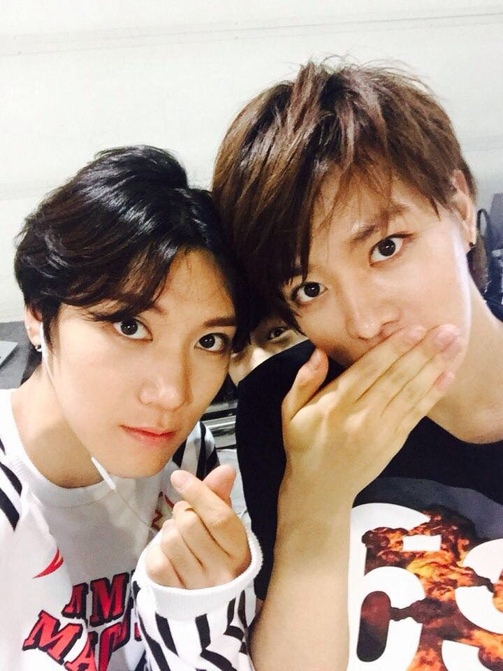 Ten and Yuta #SMROOKIES