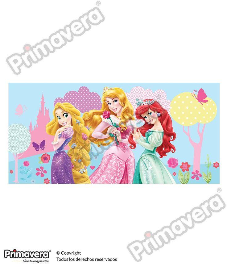 Lluvia de Sobres Princesas http://envoltura.papelesprimavera.com/product/sobre-personajes-nina-princesas-3/