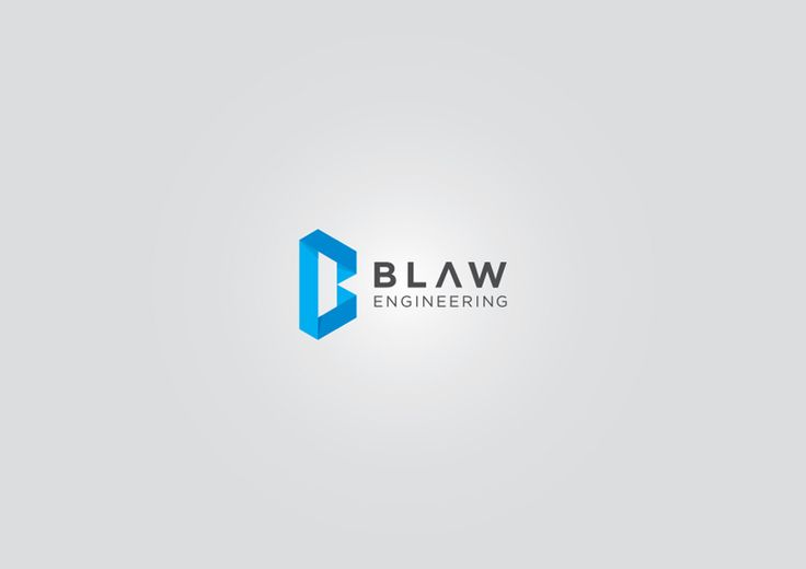Diseño de identidad corporativa para Blaw Engineering