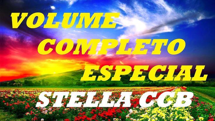 VOLUME COMPLETO ESPECIAL -  Stella Alcântara e Participações especiais (...