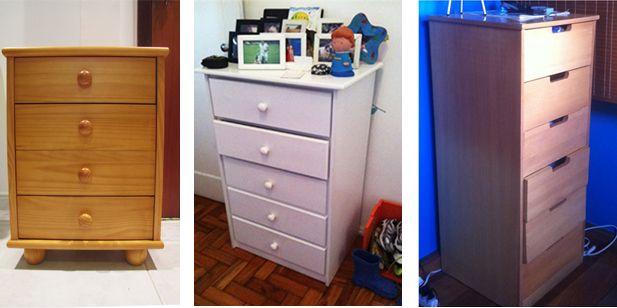 M s de 1000 ideas sobre pintando laminado en pinterest - Muebles laminados ...