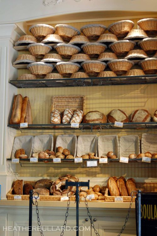 Love the idea of a bread station
