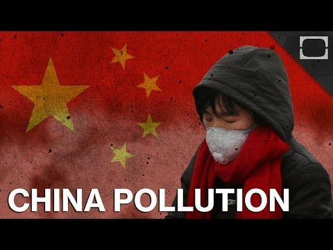 How Deadly Is China's Pollution Problem? This short video sums up China's pollution problems.