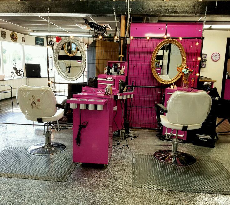 50 Best Kadillac Barbies Salon  Spa Images On Pinterest -4562