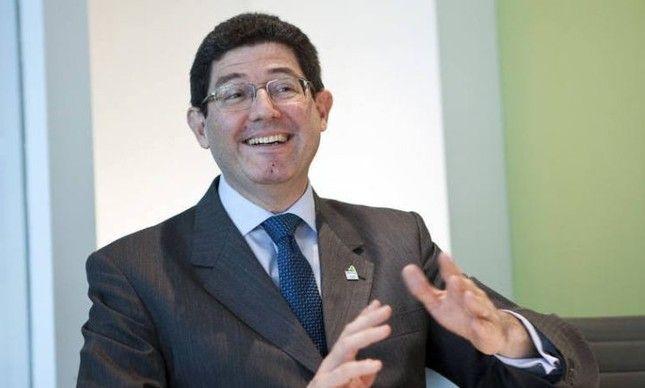 Joaquim Levy, ministro da Fazenda (Foto: Ramin Talaie / Bloomberg)