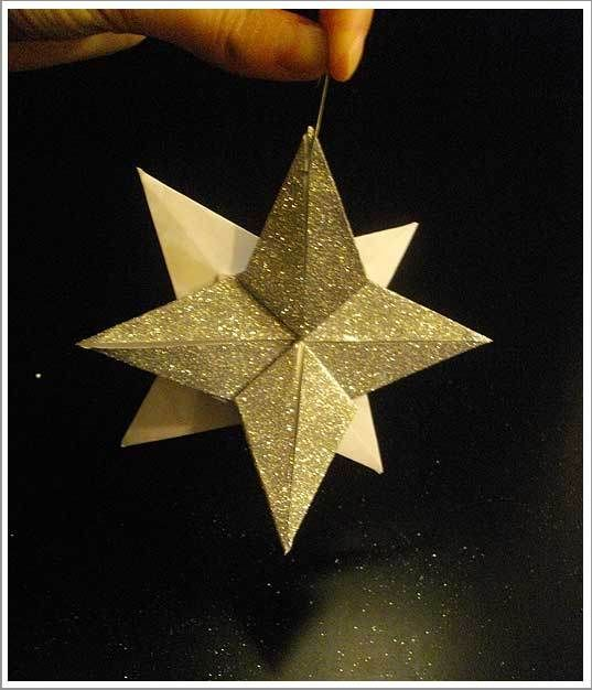 Etoile origami