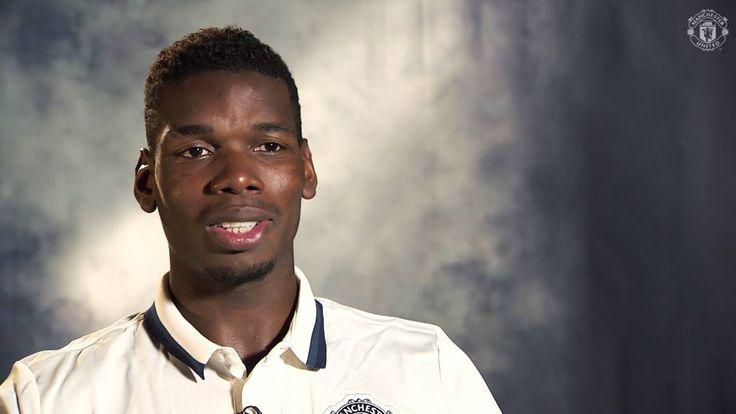 Paul Labile Pogba looks ahead to United v Liverpool...