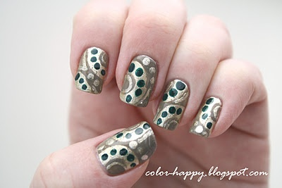 Color-Happy: Mod SnakeMod Snakes, Nails Style, Nails Art, Polish Ideas, Nailart Nails, Nails D, Fellows Polish, Nails Polish, Fancy Nails