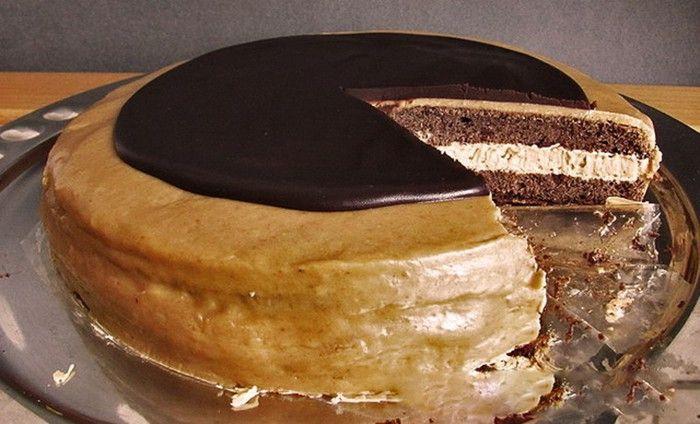 MAXI Toffifee torta