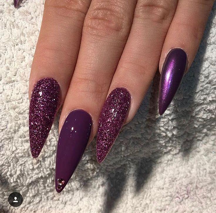 Spanische Nägel Modelle und Fotos 2019 – Nail Designs & Manicure Blog   – nail art