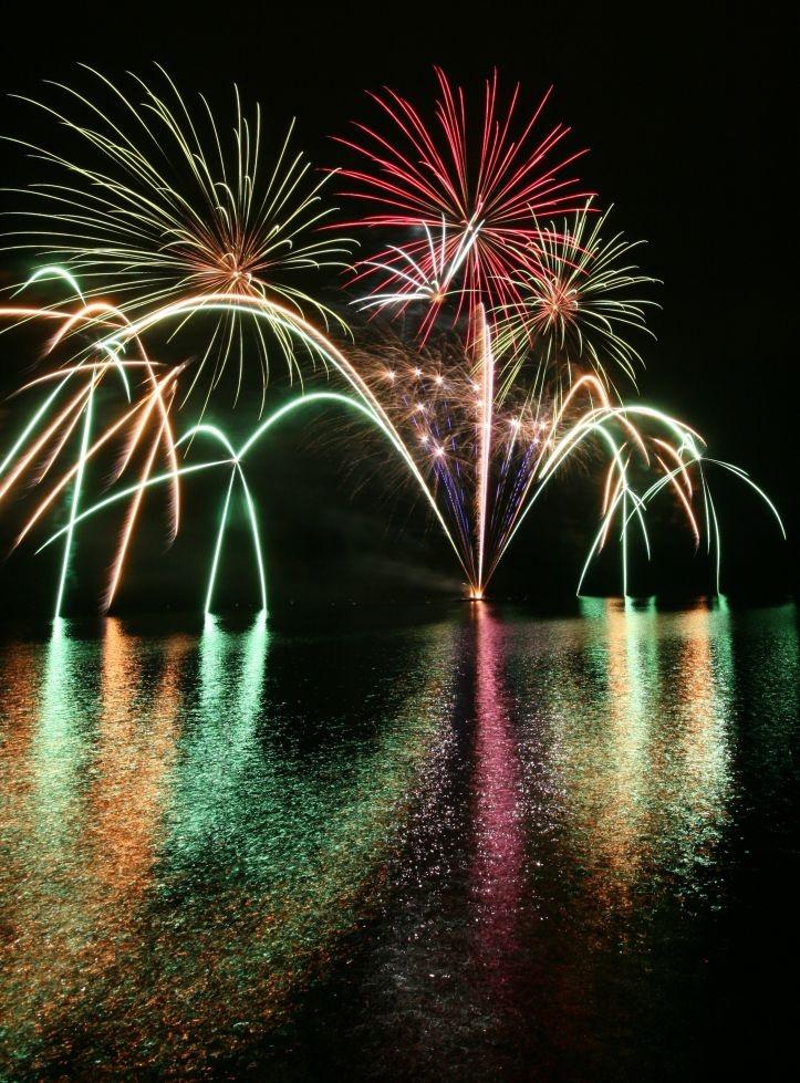 Fireworks.......