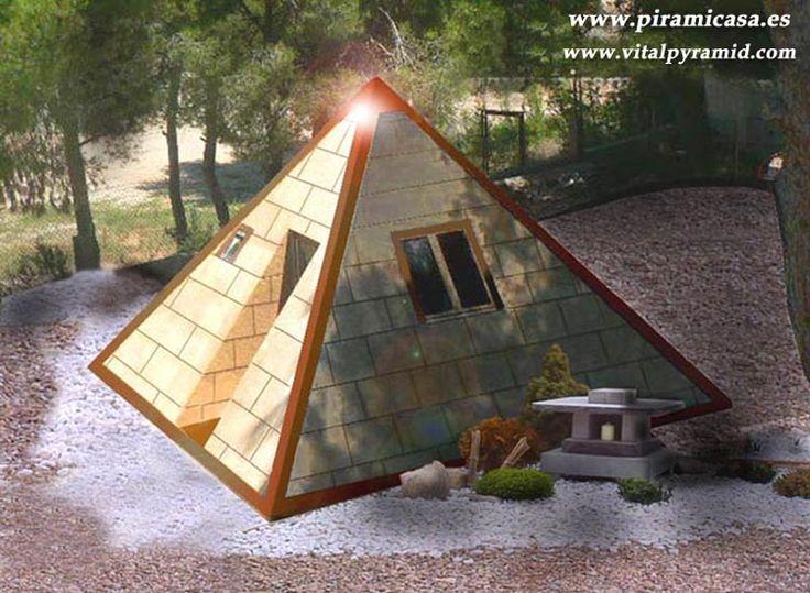 Little house piramidal