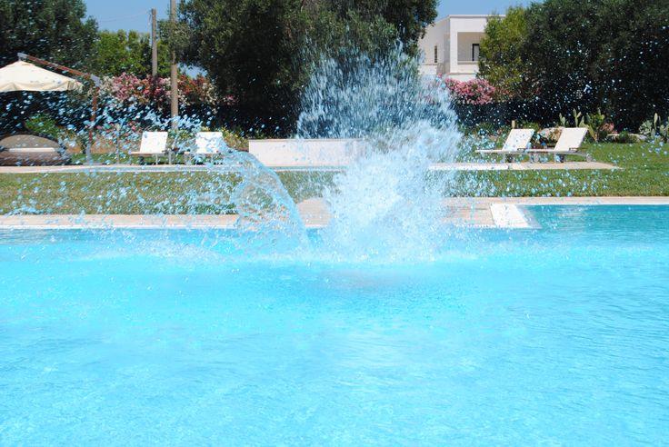 Piscina - Swimming Pool  http://masseriacordadilana.it/ #masseriacordadilana #divertimento #relax #travel #piscina #vacanze #holidays #puglia #splash #swimmingpool ©Lucilla Cuman Photography
