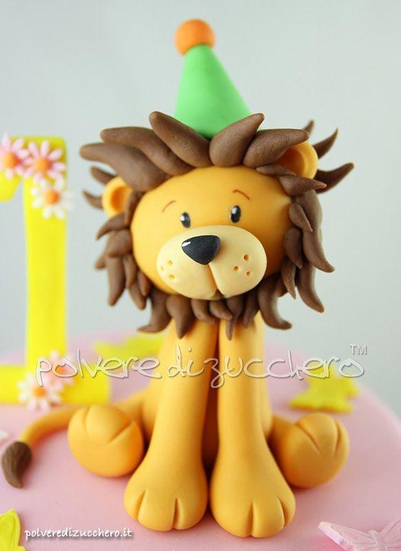 sweet little lion
