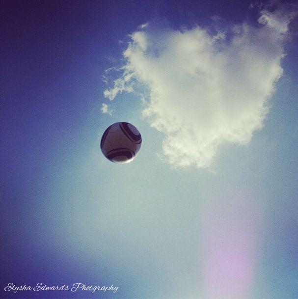 #football #photography #sky
