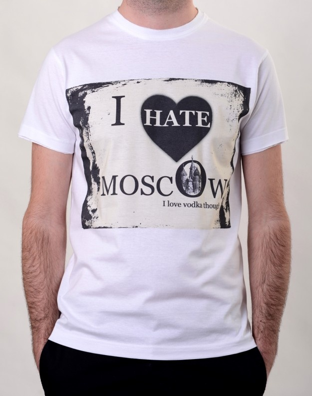 I Hate Moscow T-Shirt  http://www.hotncool.ro/barbati/i-hate-moscow-tshirt.html