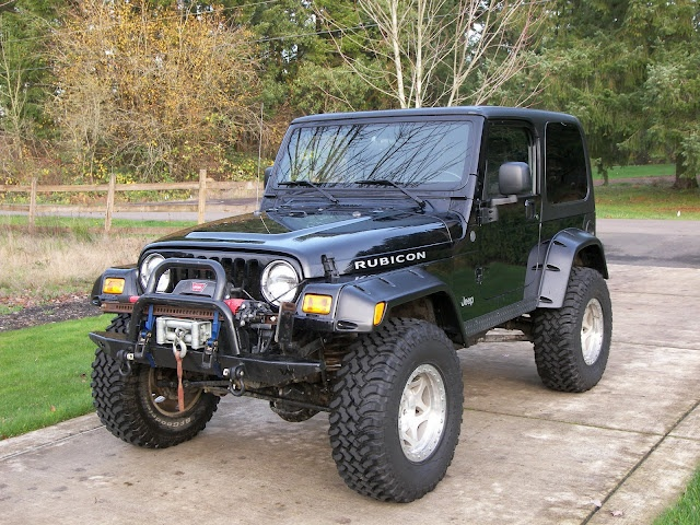 2004 Jeep Rubicon   Nice Looking Little Beast!