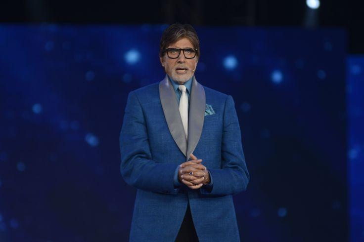 Amitabh Bachchan in Narendra Kumar