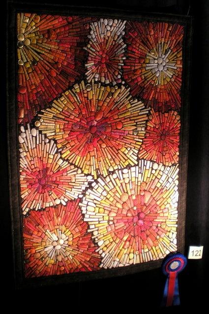 Beautiful quilt!  Simsala...BOEM by Mieke Gootjes (NL)