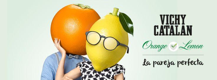 John Orange y Mary Lemon, la pareja perfecta