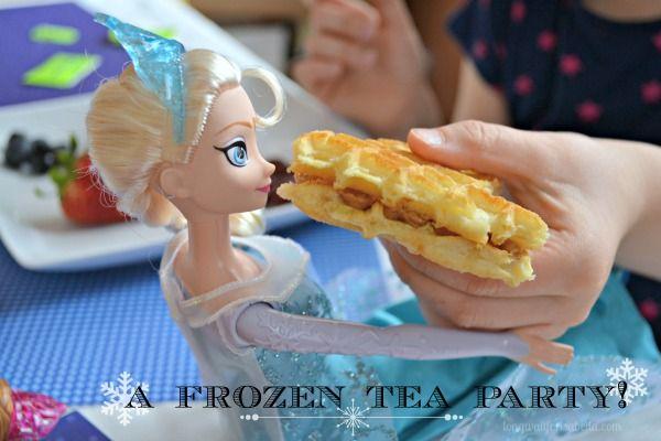 Disney s frozen tea party frozenfun cbias shop
