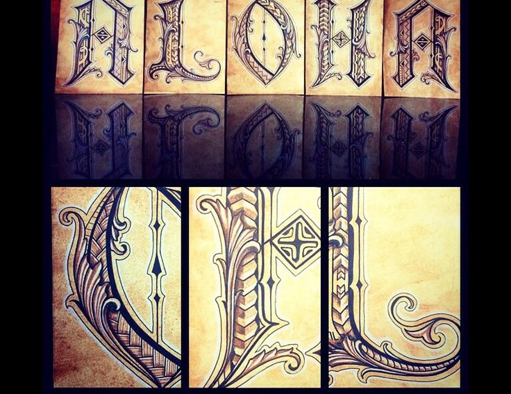 polynesian lettering by kaha ki i arts freehand gorgeous tattoos pinterest. Black Bedroom Furniture Sets. Home Design Ideas