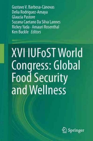 Global Food Security and Wellness: Global Food Security and Wellness