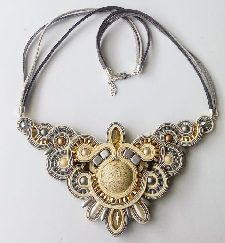 #soutache #sutasz #naszyjnik #necklace